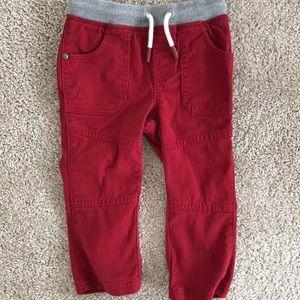 ☀️ Genuine Kids OshKosh 18 months red pants ☀️